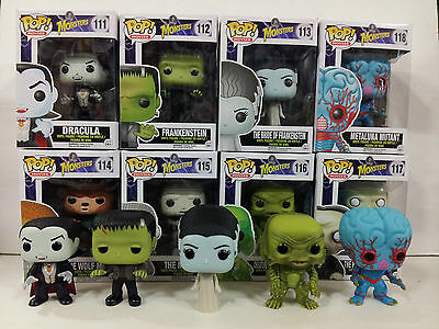 Universal Monsters POP! Vinyl Figures Choose You Favourite  Character