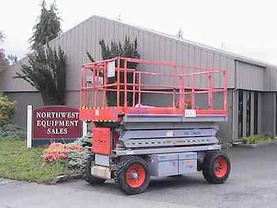 Skyjack SJ7127 Rough Terrain Scissor Lift (3037)