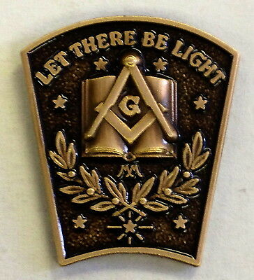 Masonic Lapel Pin(LT)