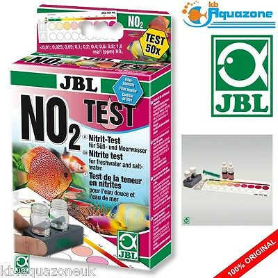 JBL NO2 TEST Nitrite 50 TEST KIT SET * NEW * FAST DELIVERY * BARGAIN PRICE