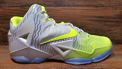 Nike Mens Lebron Xi 11 Maison Collection Basketball Shoes 683252 074 Sz 10.5