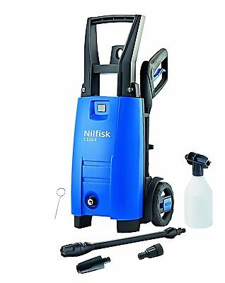 Nilfisk C110 4-5 X-Tra Cold Water Pressure Washer Jetwash Jet Wash 1400W 110 Bar