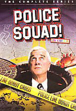Police Squad! - The Complete Series (DVD, 2006)