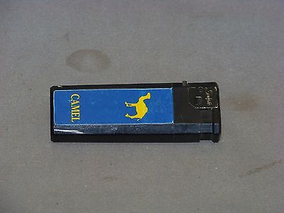 Camel Lighter Vintage Camel Cigarette Lighter Collectable Camel Butane Lighter