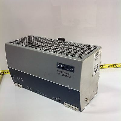 Sola Hevi-Duty Power Supply Sdn20-24-100