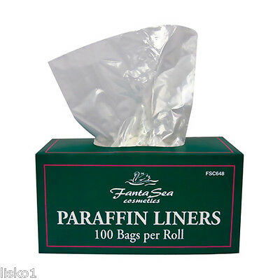 Pariffan Liners for Mitts & Booties 100 Bags per roll #FSC-630