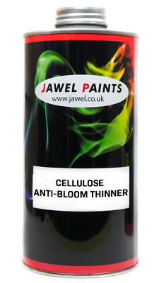 1Litre Cellulose Antibloom Thinner Jawel Paints