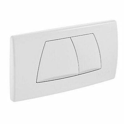 Geberit Twinline Plate for Dual Actuators 115.888.11.1 White Alpin