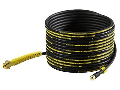 Karcher Drain Cleaning Kit 15m for Blocked Pipes, Drains, Downpipes & Toilets