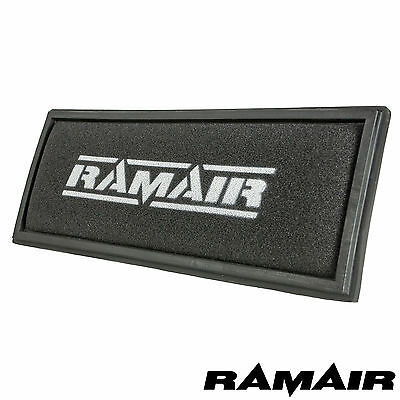 Ramair Replacement Panel Foam Air Filter Element for VW Golf mk5 mk6 TDI GTD TSI