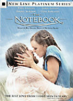 The Notebook (DVD, 2005)