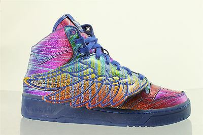 adidas 'Jeremy Scott' Wings Men's Originals Trainers Q23650 Limited Edition NEW