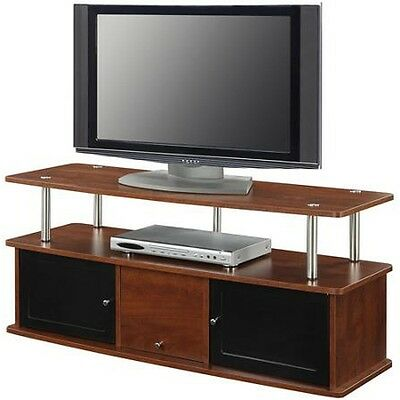 Modern TV Stand Media Entertainment Center Console Unit Home Theater  Furniture C. Modern TV Stand w  Mount Media Entertainment Center Console Home