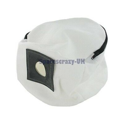 To fit Henry Hetty Hoover Vacuum Cleaner Washable Zipped Dust Cloth Bag Reusable