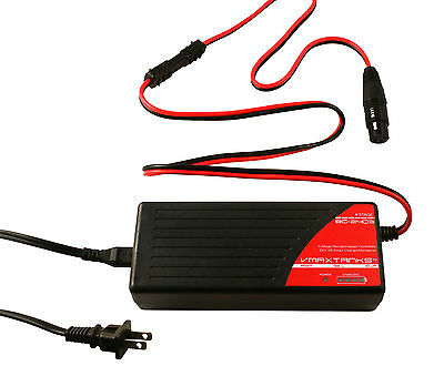 BC1205 ART+Case VMAX 12V 5A Smart Battery Charger Maintainer for Yuasa battery