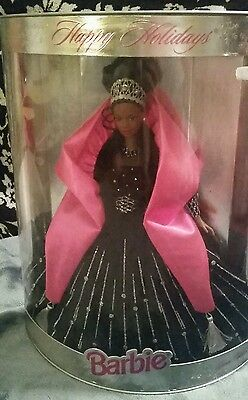 1998 African American special edition holiday barbie