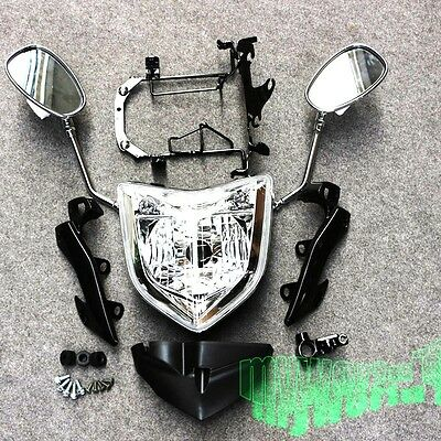 For Yamaha FZ1N 2006-2009 2007 2008 Headlight Set Head Light Assembly Motorcycle