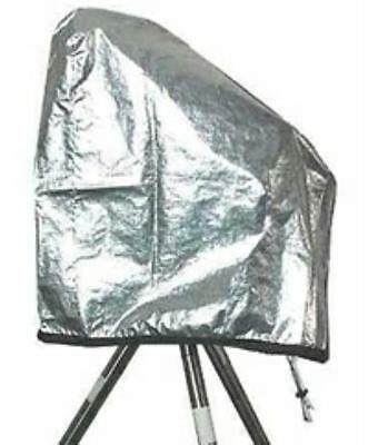 "TeleGizmos #TGR3 Telescope Cover for GEM mounted refractors up to 20"" long"