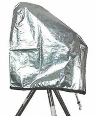 "TeleGizmos #TGR5 Telescope Cover for GEM mounted refractors up to 45"" long"