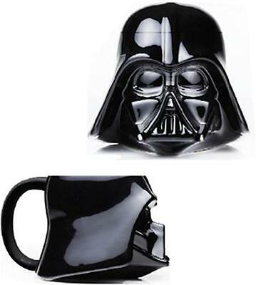 Star Wars: Official Lucasfilm Ltd Darth Vader 3D Shaped Mug - New In Box