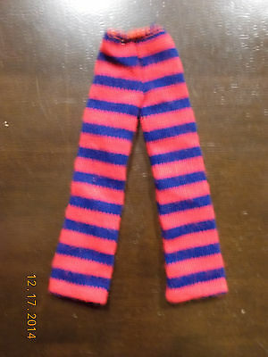 Vintage Barbie Clothes Striped Types Collection #1243