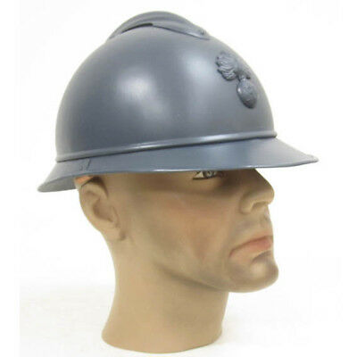 WW1 Reproduction French M15 Adrian Helmet. BE1007