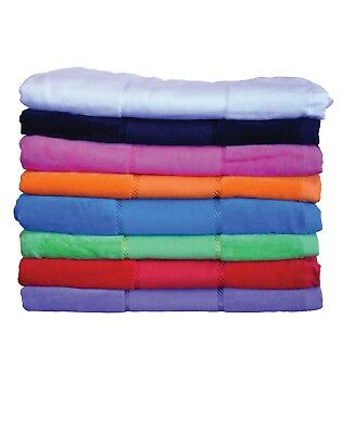 New Large Terry Velour 380Gsm 100% Cotton Swimming Pool Beach Towels Towel