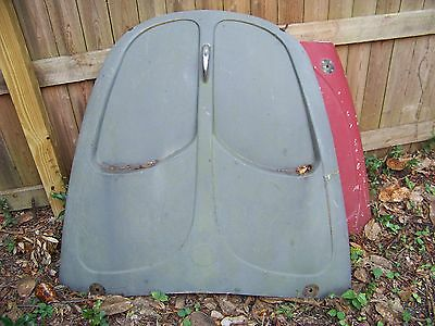 Beetle Dune Buggy Fiberglass Hood Used and custom made