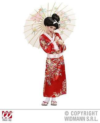 Childrens Chinese Girl Fancy Dress Costume Oriental Geisha Girl Outfit 128Cm