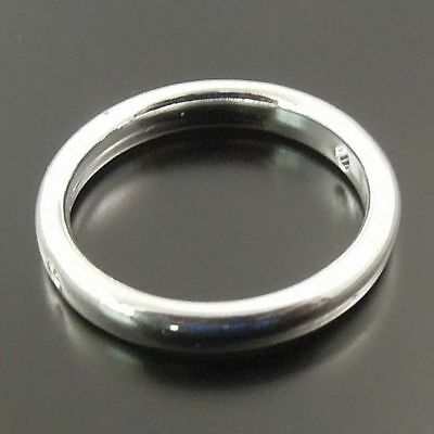 Vintage Silver Tone Alloy Round Ring Beads Frame Jewelry Finding 18*18*2mm