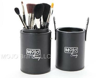 Genuine Mojo Beauty Go Kit - A Combination of Brushes For Eyes, Face and Lips