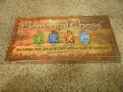 2005 Elemental Chess Game Brand New and Sealed