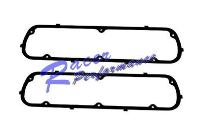 SBF SB Ford Steel Core Rubber Valve Cover Gaskets 260 289 302 351W Pair V-8