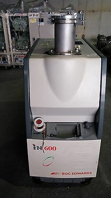 Edwards IH600 Dry Vacuum Pump, Used, AS IS