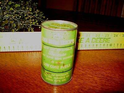 Vintage Centennial (1837-1937) John Deere Tractor Oil Can Bank - Good Condition