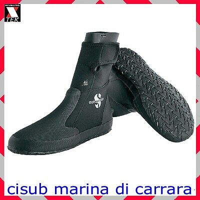 other sports shoes sub SCUBAPRO SEMIDRY 6 mm with sole and zip     DE
