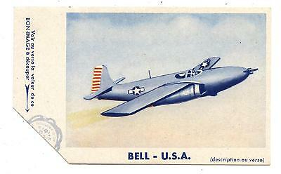 Airplane.avion Bell.u.s.a.