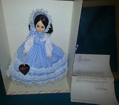 Miss Bluebonnet 1970s Effanbee Doll Limited to 1200 for Foleys Original & Papers