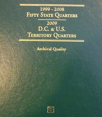 Us State Quarter Set - 99-09 Complete - Uncirculated!!!  A Great Gift!!!