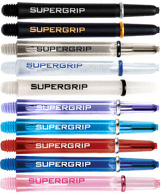 Harrows Supergrip Dart Stems (10 Colours & 3 Sizes Available)