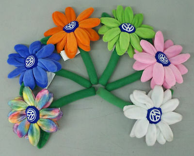 VW New Beetle Volkswagen Flower Bud Vase Daisy OEM  free shipping NEW all colors