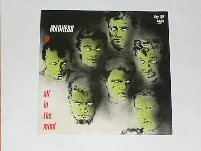 """MADNESS -Is All In The Mind- 7"""""""