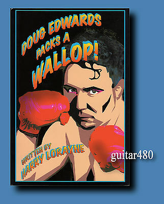 DOUG EDWARDS PACKS A WALLOP by Harry Lorayne - GREAT CARD MAGIC - Shrink-Wrapped