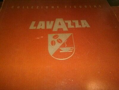 Lavazza coffee cards vintage 1950s