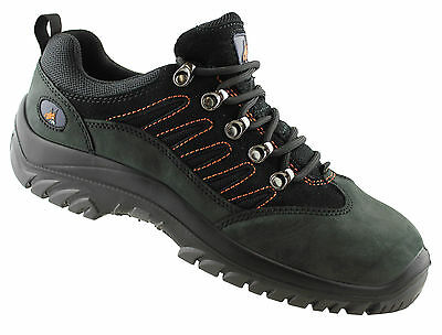 Mongrel Mens 390080 Mens Sp Sports Hiker With Aluminium Safety Toe Cap On Sale
