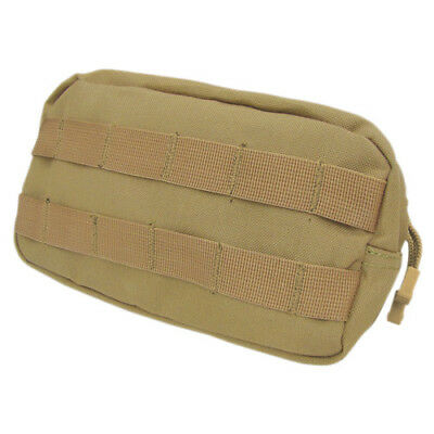 Condor Tactical Multifunctional Utility Pouch Molle Airsoft Webbing Coyote Tan