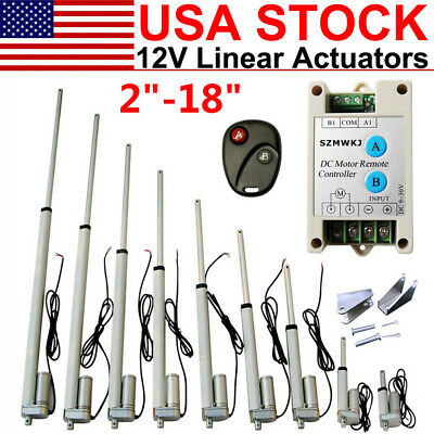 Multi-function Heavy Duty 330lbs Linear Actuator for Electric Medical Auto Use