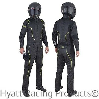 Simpson DNA Auto Racing Fire Suit SFI 5 - All Sizes & Colors