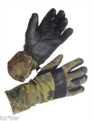 Gloves German Combat Army FLECTARN USED G2 Bundeswehr