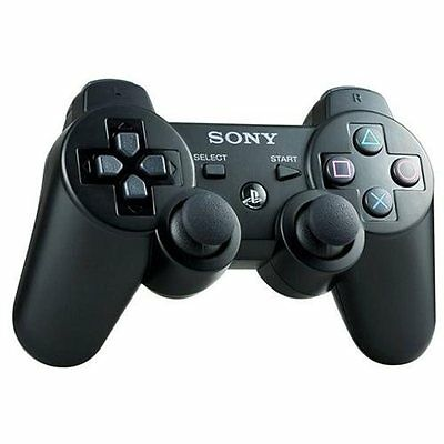 PlayStation 3 Dualshock Controller Wireless Refurbished PS3 Gamepad Official new